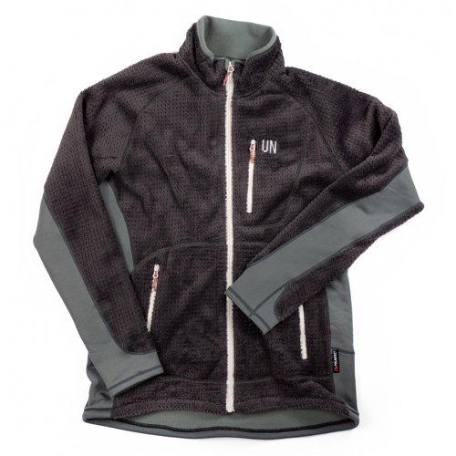 UN ( ユーエヌ ) UN3400 HIGH LOFT FLEECE JACKET ( CHARCOAL )