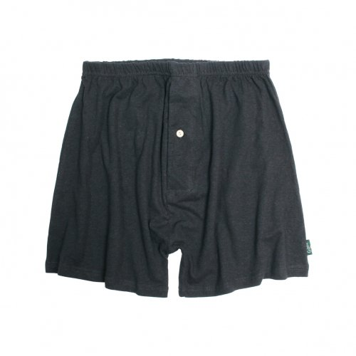 GOHEMP ( ゴーヘンプ ) トランクス BASIC MEN'S SUNNY UNDER SHORTS ( GUNMETAL GRAY ) GHC9532RG