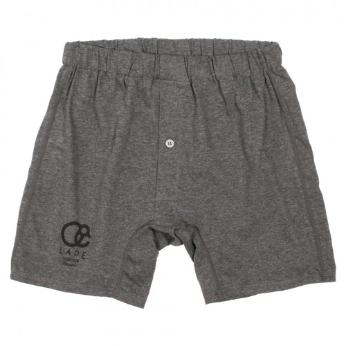LADE ( レイド ) ボクサーパンツ COTTON BOXER PANTS (HEATER GRAY)