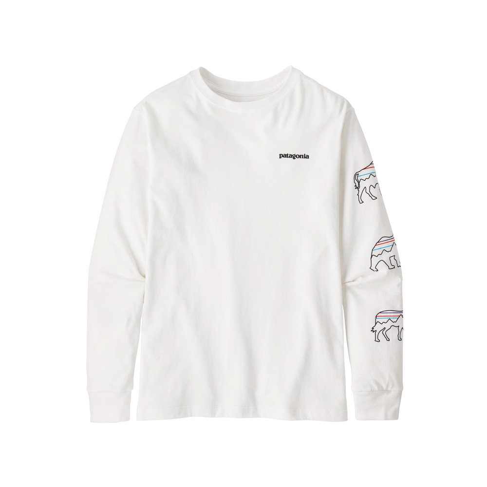 PATAGONIA (パタゴニア) BABY GRAPHIC COTTON / POLY T-SHIRT (GLHG) 62173