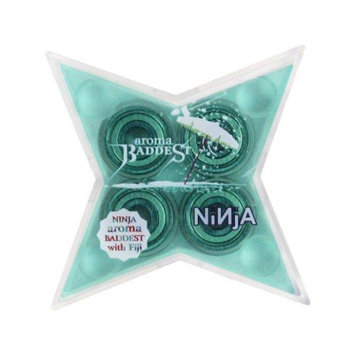 NINJA (ニンジャ) ベアリング ABEC7 AROMA BADDEST (OIL・8個入り)