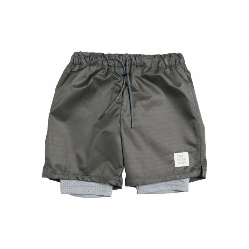 THE PARK SHOP (ザ パークショップ) KIDS IN MESH SHORTS (GRAY)