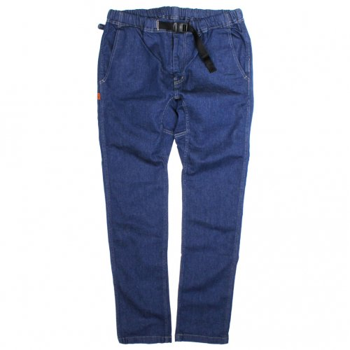 GOWEST (ゴーウエスト) CLIMBING TROUSERS / 10oz STRETCH DENIM (LT.INDIGO) GWP1065DSC