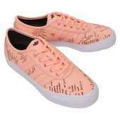 ADIDAS SKATEBOARDING (アディダススケートボーディング) × MARK GONZALES ADI-EASE CLASSIFIED (PINK/WHITE)