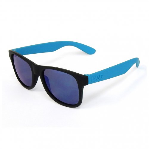 DANG SHADES (ダンシェイディーズ) LOCO RAISED (BLACK SOFT / LIGHT OLIVE × BLUE MIRROR)