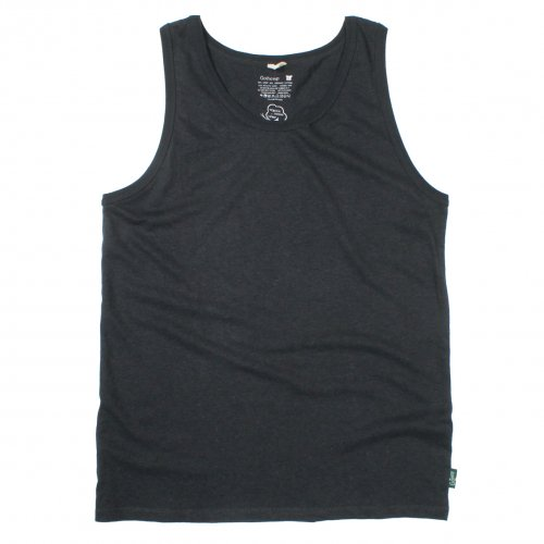 GOHEMP ( ゴーヘンプ ) タンクトップ BASIC LADY'S FINEDAY TANK TOP ( GUNMETAL GRAY ) GHC4291RG18