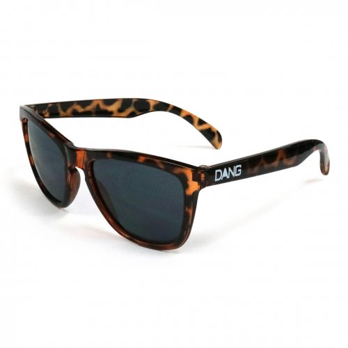 DANG SHADES (ダンシェイディーズ) ORIGINAL (LIGHT TORTOISE × BLACK)