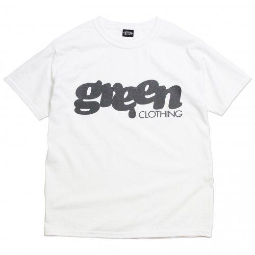 GREENCLOTHING ( グリーンクロージング ) 2019SUMMER Tシャツ LADY'S LOGO #1