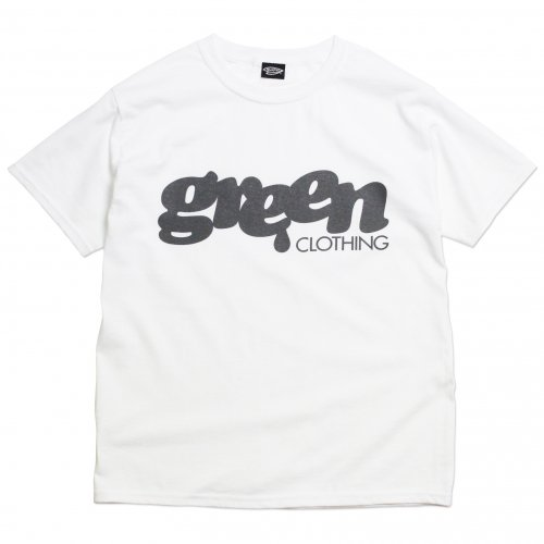 GREENCLOTHING (グリーンクロージング) 2017SUMMER LADY'S LOGO TEE