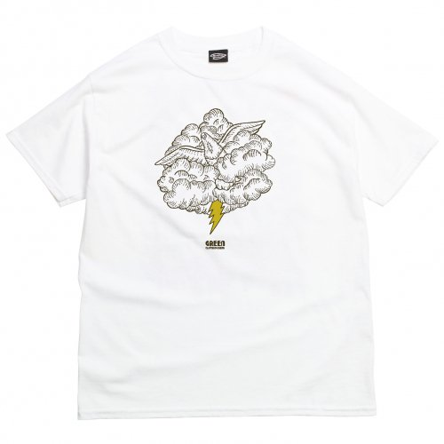 GREENCLOTHING ( グリーンクロージング ) Tシャツ LADY'S BUILD TEE