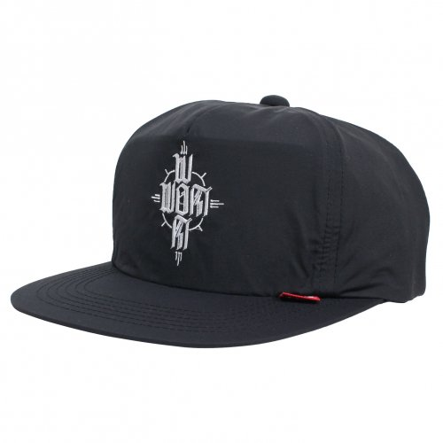 LIBE (ライブ) × ESOW WOM CROSS POLY CAP (BLACK) 17S14