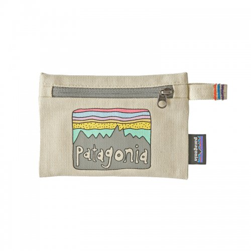 PATAGONIA ( パタゴニア ) ポーチ SMALL ZIPPERED POUCH ( FSBL ) 59265