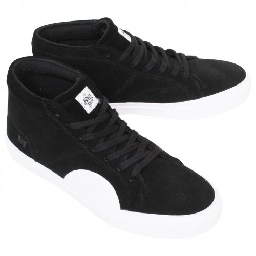 STATE FOOTWEAR ( ステートフットウエアー ) SALEM ( BLACK / WHITE / TKF SUEDE )