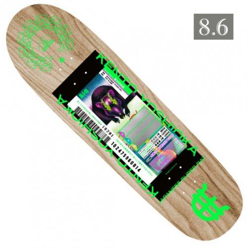 EVISEN SKATEBOARDS ( エビセン スケートボード ) デッキ ADMATIC SERIES