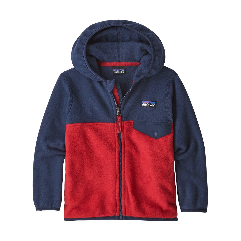 PATAGONIA (パタゴニア) BABY MICRO D SNAP-T JACKET (CSRD) 60155