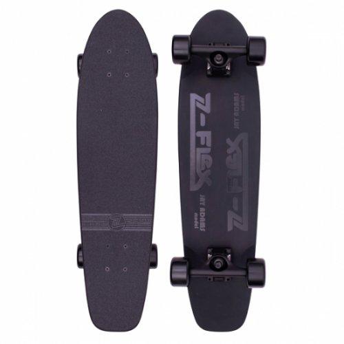 Z-FLEX ( ジーフレックス ) クルーザースケートボード JAY ADAMS SHADOW 29inch (BLACK)