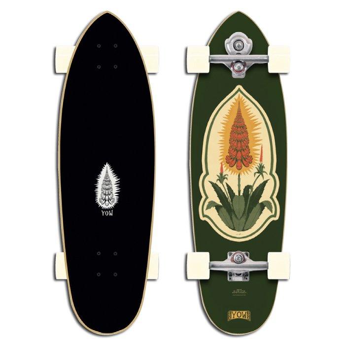 YOW SURF SKATE ( ヤウサーフスケート ) J-BAY 33