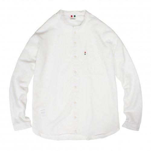 LIBE ( ライブ ) × REMILLA ( レミーラ ) L&R COTTON ROUND NECK SHIRTS ( WHITE ) 17A02