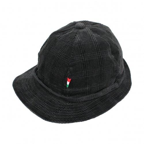 LIBE ( ライブ ) × REMILLA (レミーラ) L&R CORDUROY HAT (SMOKE) 17A01
