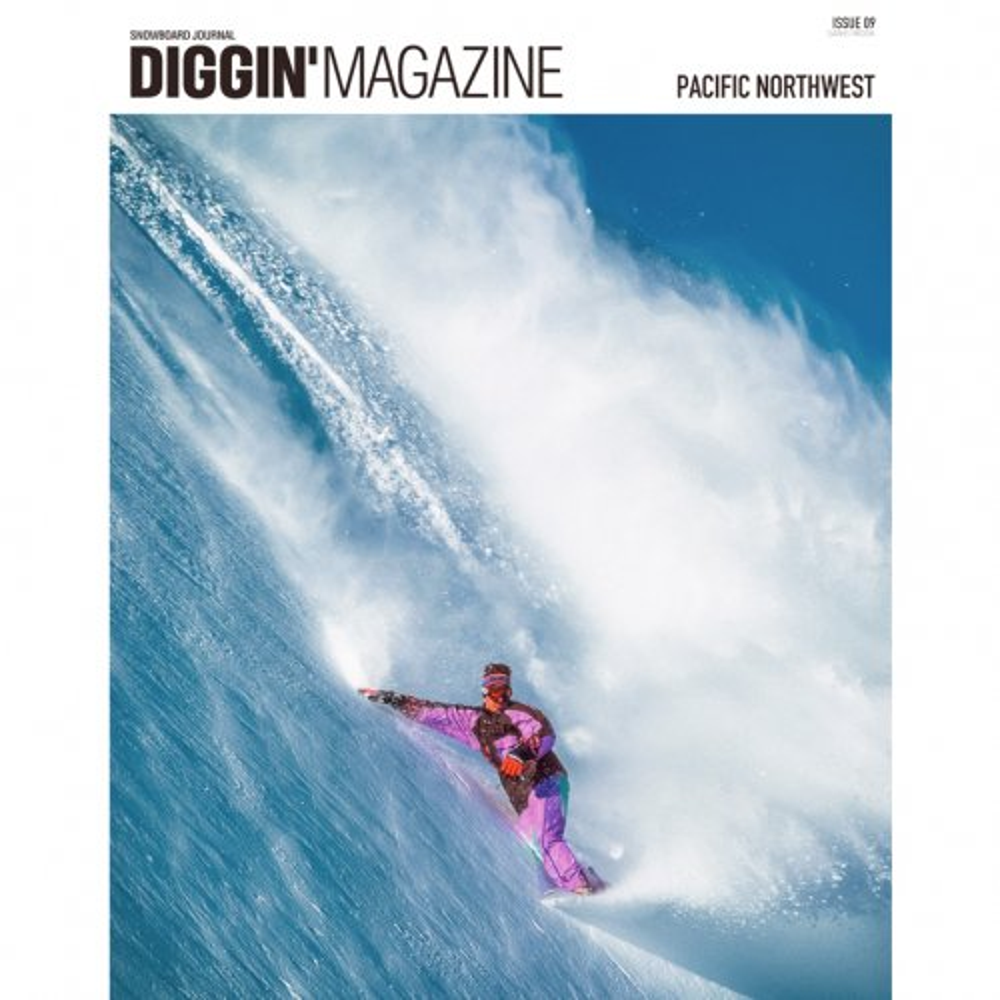 「DIGGIN'MAGAZINE vol.09 〜PACIFIC NORTHWEST ISSUE〜 」雑誌