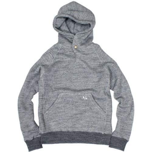 RULEZPEEPS  (ルールズピープス) SMILE WOOL PARKA (CHARCOAL GRAY) 18RZ0050