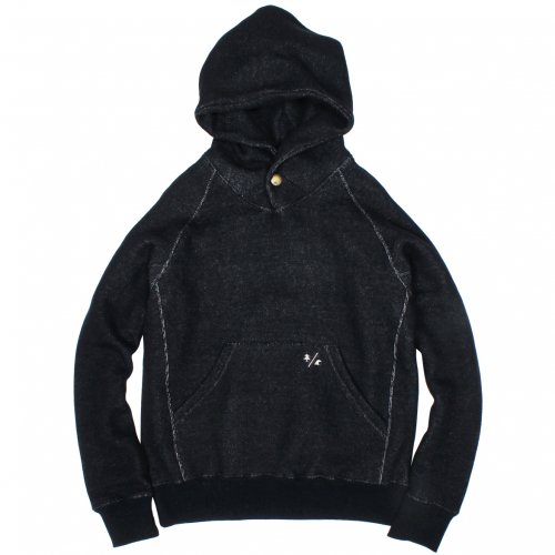 RULEZPEEPS  (ルールズピープス) SMILE WOOL PARKA (BLACK) 18RZ0050