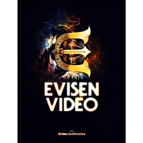 EVISEN (エビセン) skateboards「EVISEN VIDEO」(SKATEBOARD DVD)