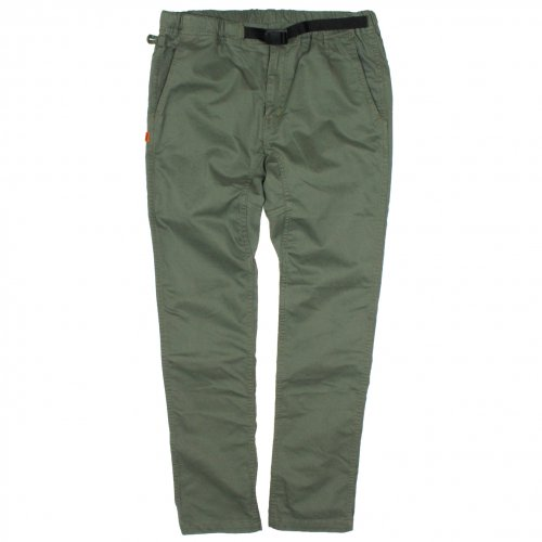 GOWEST (ゴーウエスト) CLIMBING TROUSERS / ARMY CORD STRETCH PEACH (OLIVE) GWP1065AST