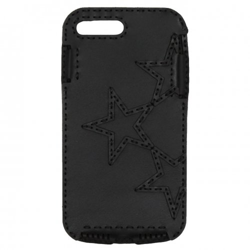 ★OJAGA DESIGN (オジャガデザイン) iPhone7Plus/8Plus用ケース OJAGA STAR (BLACK MIX)