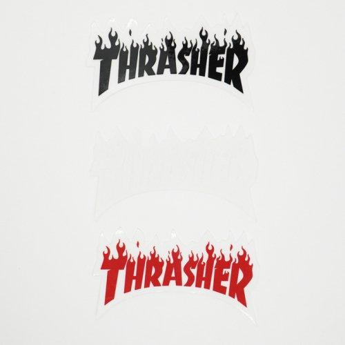 THRASHER ( スラッシャー ) ステッカー