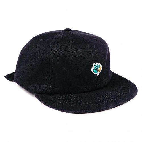 MAGENTA ( マジェンタ ) キャップ PLANT 6P CAP ( BLACK ) SP21