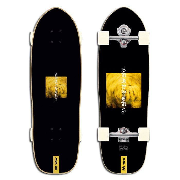 YOW SURF SKATE ( ヤウサーフスケート ) SNAPPERS 32.5