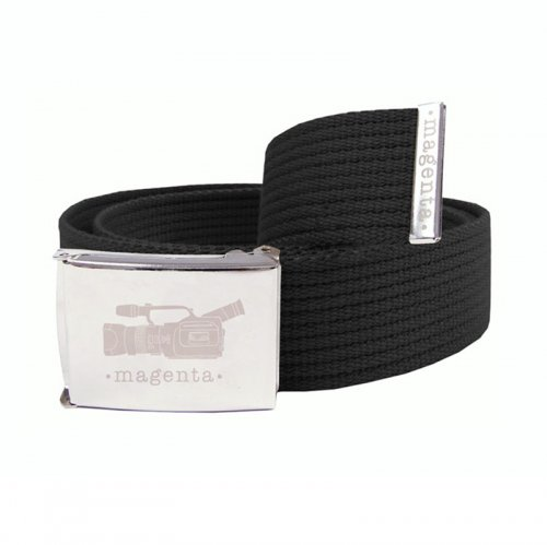 MAGENTA ( マジェンタ ) ベルト VX BUCKLE UP BELT ( BLACK )