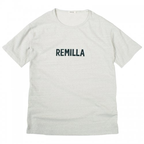 REMILLA (レミーラ) 2018S/S REMILLA TEE (OFF.GREY) R8-1207