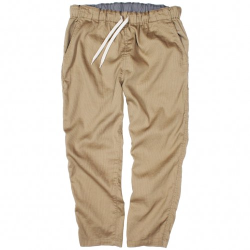 GOWEST (ゴーウエスト) MEN'S E.G.PANTS / DUSTY PIQUE (DESERT SAND) GWP1114SFD