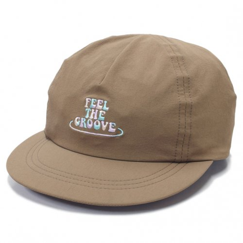 ALLSTIME ( オールスタイム ) キャップ THE UNIIN TIME FEEL THE GROOVE CAP (BEIGE) AT-0013-02