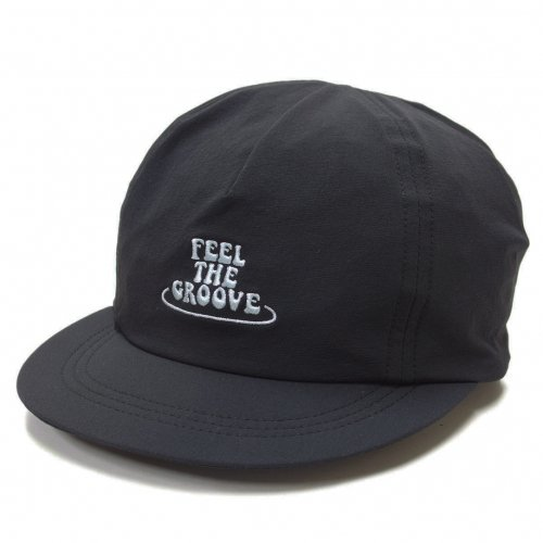 ALLSTIME ( オールスタイム ) キャップ THE UNIIN TIME FEEL THE GROOVE CAP (BLACK) AT-0013-02