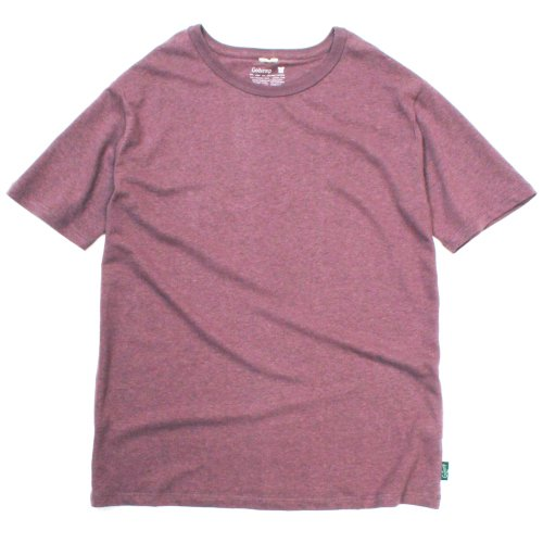 GOHEMP ( ゴーヘンプ ) Tシャツ BASIC MEN'S S/SL TEE ( ACAI PALM ) GHC4200RG18
