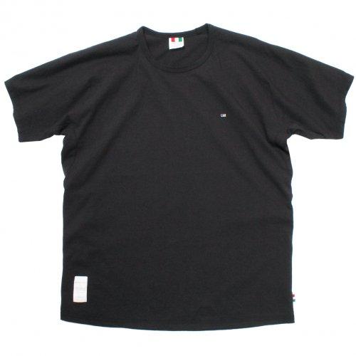 LIBE ( ライブ ) × REMILLA ( レミーラ ) Tシャツ L&R DRAPING T-SHIRTS ( BLACK ) 18S20