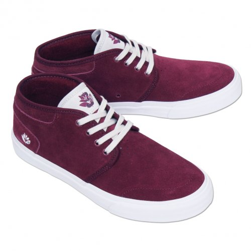 STATE FOOTWEAR ( ステートフットウエアー ) × MAGENTA SKATEBOARDS ALBANY MAGENTA ( BLACK CHERRY SUEDE )