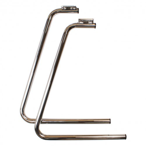 THE UNION ( ザユニオン ) DECK CHAIR ARMS (SILVER)