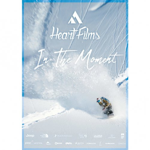 HEART FILMS 「In The Moment」 ( SNOWBOARD DVD )