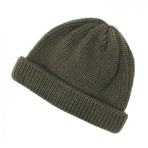 remilla ( レミーラ ) 畦ニット帽 (カーキ) R8-3431