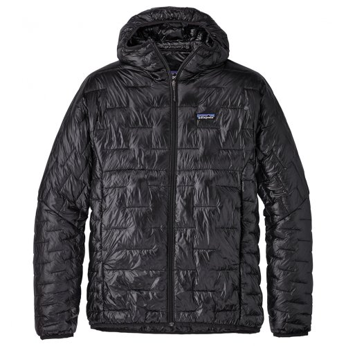 PATAGONIA ( パタゴニア ) MEN'S MICRO PUFF HOODY (BLACK) 84030