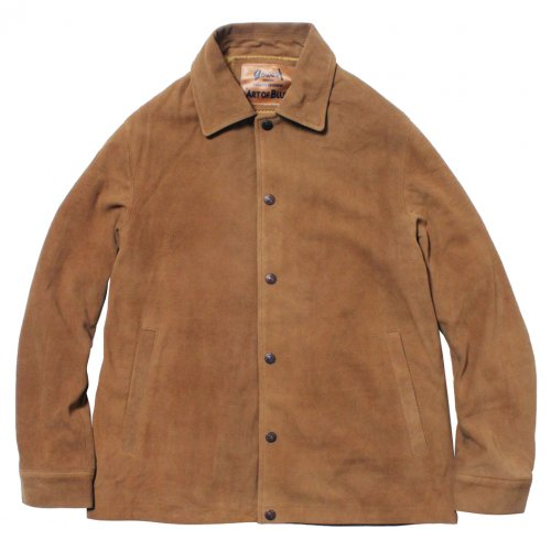 GOWEST ( ゴーウエスト ) ジャケット MEN'S FIELD JACKET ( RED BROWN ) GWJ6096SPG