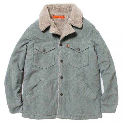 GOWEST ( ゴーウエスト ) ジャケット MEN'S BOA RANCH JACKET ( SAGE GREEN ) GWJ6072CSW