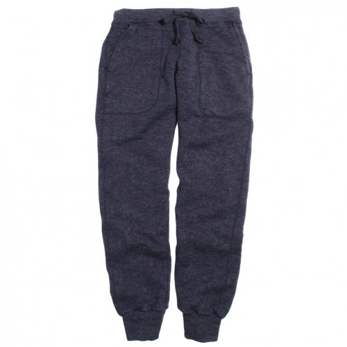 YETINA ( イエティナ ) SWEAT PANTS ( IRON NAVY )