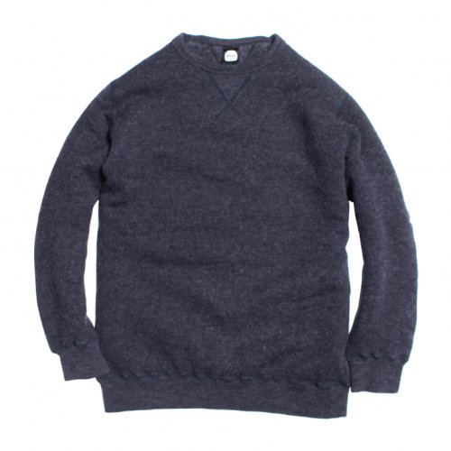 YETINA ( イエティナ ) MEN'S SWEATSHIRT ( IRON NAVY )