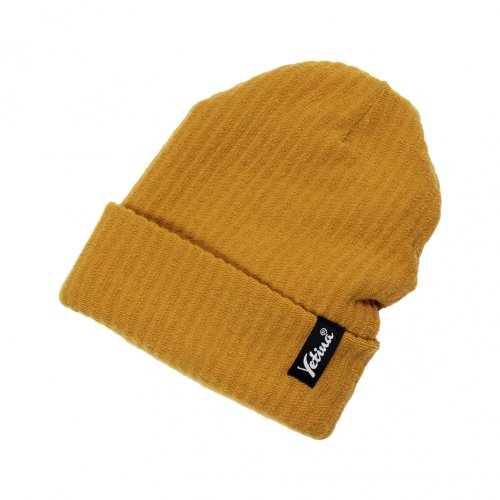 YETINA ( イエティナ ) BEANIE ( WHEAT BROWN )