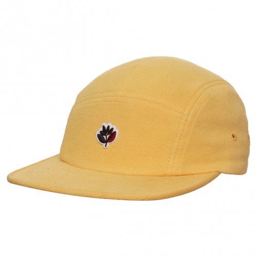 MAGENTA ( マジェンタ ) キャップ 5 PANEL CAP ( PALE YELLOW )
